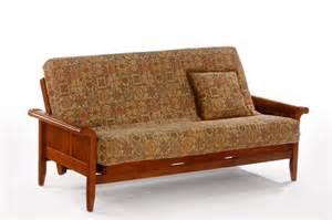 venice sofa bed futon frame solid hardwood