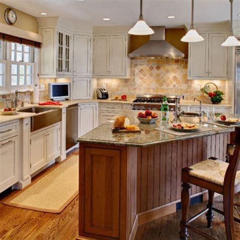 kitchen triangle design with island kitchen island design decorazilla design