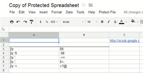 Create Spreadsheet In Drive by How To Password Protect A Spreadsheet In Drive
