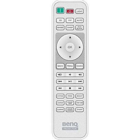 Remote Proyektor Benq benq remote for ht1075 ht1085st projectors 5j j9m06 001 b h