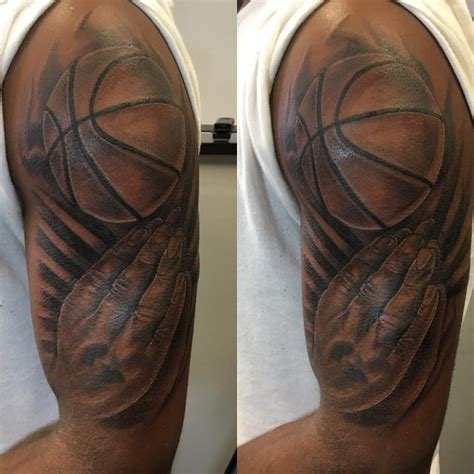19 best basketball tattoos images 45 best basketball tattoos designs meanings