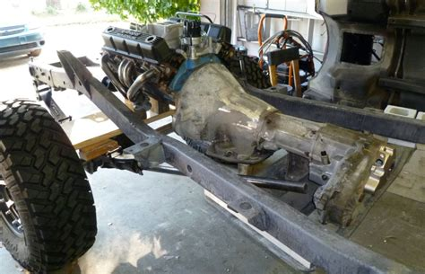 Jeep Yj V8 Conversion Chevy Engine Conversion Kits Chevy Free Engine Image For