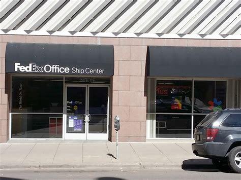 Fedex Office Denver fedex office ship center in denver co 303 830 1