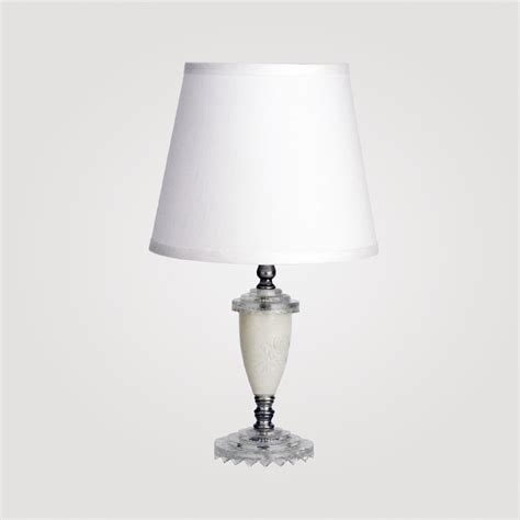 District17 Florence Small Clear Crystal Table L Ls
