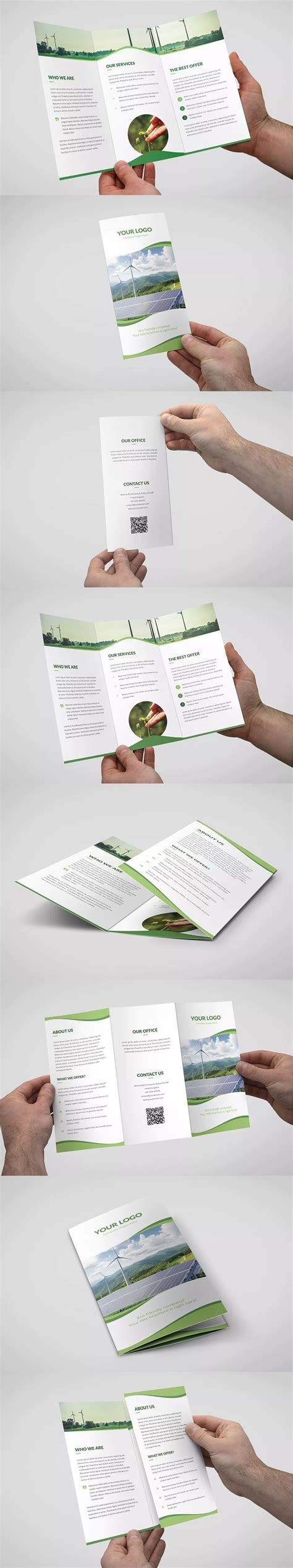 letter size brochure template 25 best ideas about tri fold brochure template on tri fold phlet design and