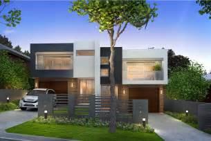 Modern Duplex House Plans Custom Duplex Home Designer And Builder Sydney F J C