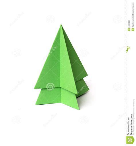 Origami Fir Tree - origami origami tree jo nakashima origami fir
