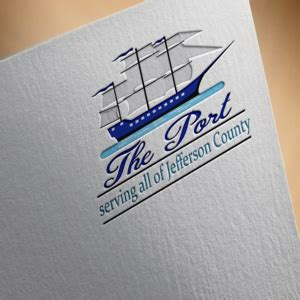 pen tool designcrowd conservative bold logo design for port of port townsend