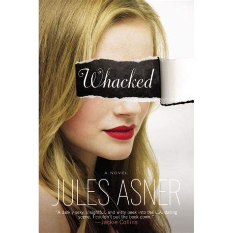 New Book Review Whacked Jules Asner by Whacked A Novel By Jules Asner Reviews Discussion