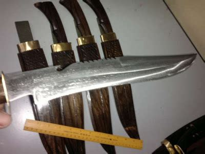 Pisau Cantiiik parang parang cantik pisau rambo pisau berkembar