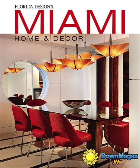 florida design s miami home and decor magazine miami home decor vol 8 no 4 187 download pdf magazines