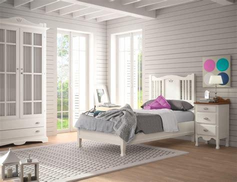 decoracion dormitorio juvenil blanco dormitorio juvenil decco blanco tosca lacado