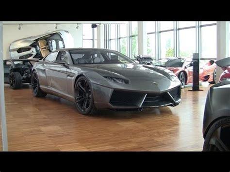 Four Door Lamborghini by 4 Door Lamborghini Estoque In Detail