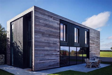 designed homes prefab kiss house designed to passive house standards
