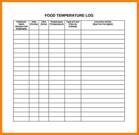 food log template 9 food log template appeal leter