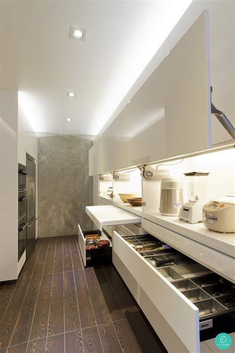 Kitchen Pantry Ideas For Small Spaces smart designs for small spaces in singapore homes