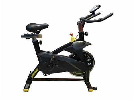 Alat Fitness Sepeda Statis Recumbent Bike Pulse jual spinning terbaru dengan bahan kokoh home use