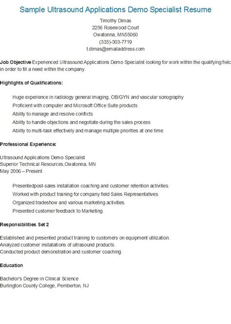 skin care specialist resume exles 28 images make up