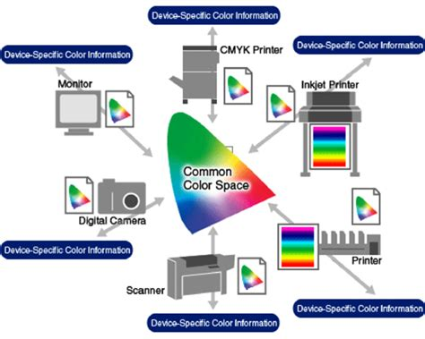 color profile choosing the right monitors for a color management system