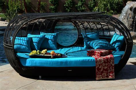 outdoor wandlen rattan liege f 252 r den garten oder f 252 r den pool