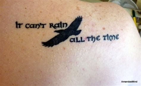it can t rain all the time tattoo 20 best collar bone tattoos images on