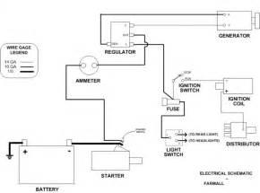 farmall cub electrical diagram circuit diagram free