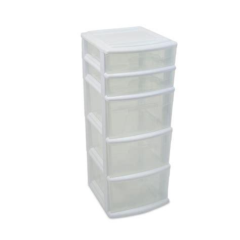 4 drawer plastic cart sterilite 16 in 2 drawer ultra cart 2 pack 36208002