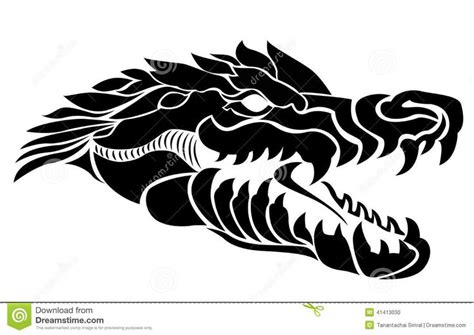 tribal crocodile tattoo designs 45 best crocodile outline images on