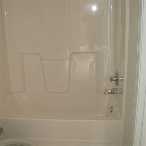 fiberglass bathtub enclosures how to change the color of a fiberglass tub shower