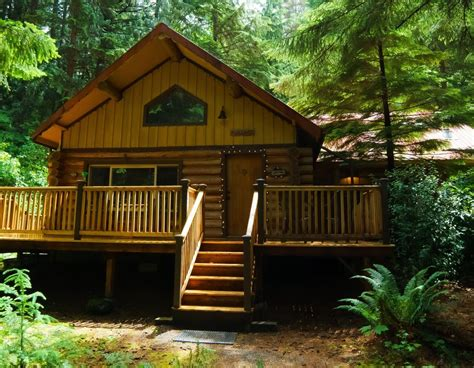 Mount Rainier Cabin Rentals by Family Vacation Getaway Visit Mt Rainier Vrbo