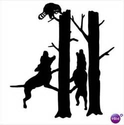 Bow Hunting Window Decals coon hunting clip art clipart free download