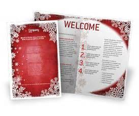 program brochure templates theme brochure template design and layout