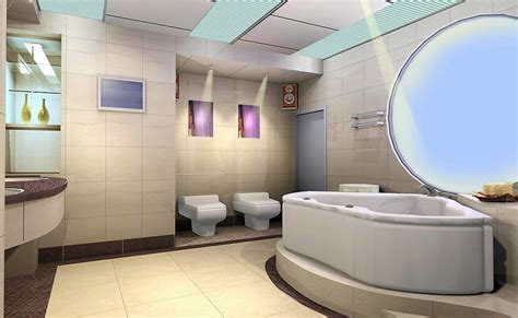 3d bathroom designs style home design contemporary in 3d interior design bathrooms