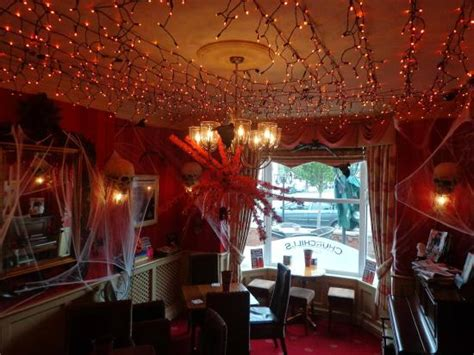 halloween themes for a bar churchills sports and wine bar picture of churchills