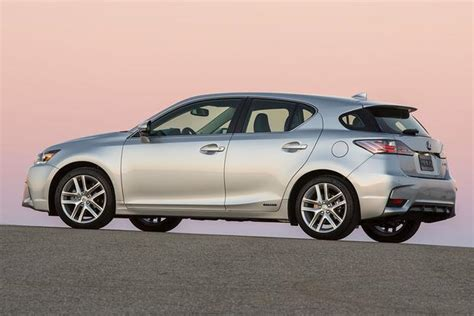 lexus hatchback 2015 2015 lexus ct 200h car review autotrader
