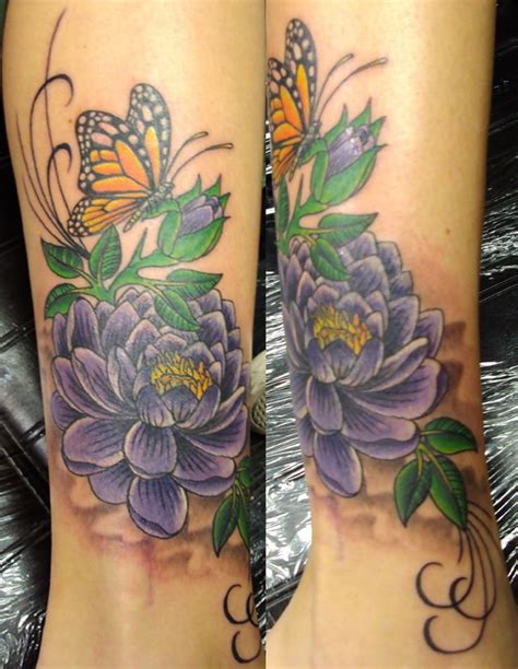 butterfly cover up tattoo designs cover ups tags butterfly coverup flower my style