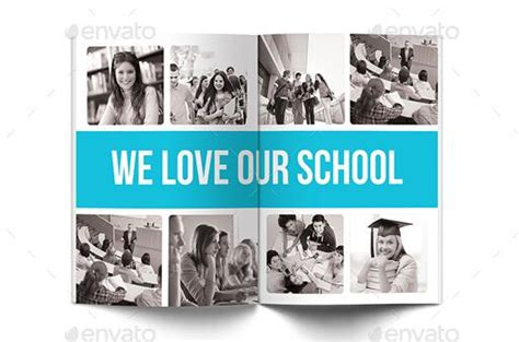 6 Professional Company Yearbook Templates Worth Knowing Company Yearbook Template