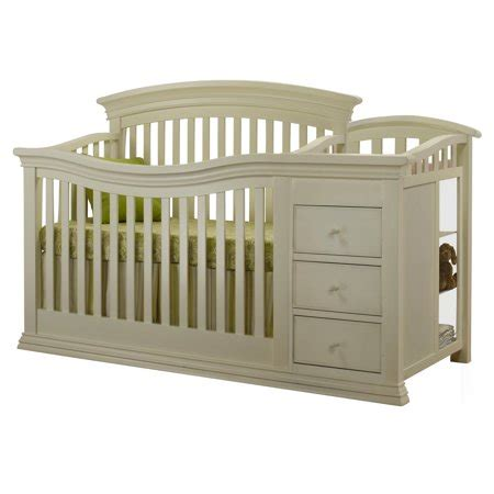 sorelle crib and changer sorelle verona 4 in 1 crib and changer walmart