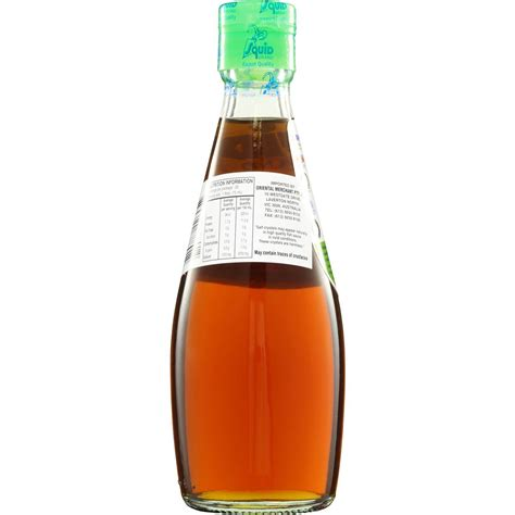 Squid Fish Sauce 300ml squid brand fish sauce 300ml woolworths