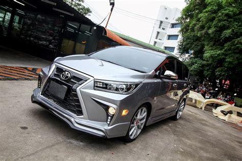 Toyota Innova Crysta 2020 India by Lexus Inspired Customised Toyota Innova Crysta Looks