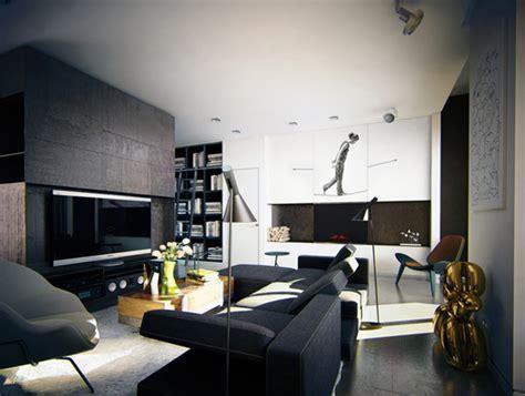 masculine interior design apartment in masculine apartment ideas contemporary by ko ko