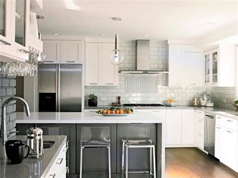 kitchen design ideas white cabinets our 50 favorite white kitchens kitchen ideas design with cabinets islands backsplashes hgtv