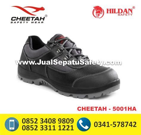 Sepatu Cheetah Safety distributor resmi sepatu safety cheetah lengkap