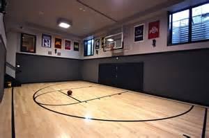 10 basement basketball court ideas