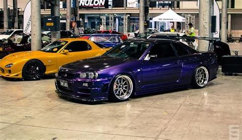 midnight purple midnight purple bnr34 i m so jdm i sleep on the right