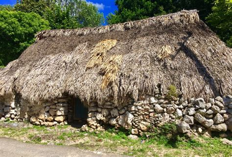 mayas house what are mayan houses like we show you inside and explain