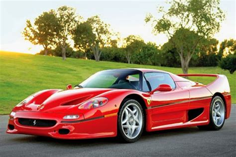 Ferrari 90er by Top 10 Best Supercars Of The 1990s Zero To 60 Times