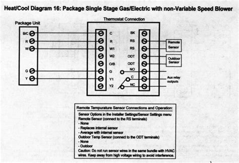 standard wiring standard thermostat wiring diagram wiring diagram and