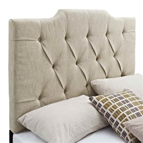 tufted linen headboard my favorite tufted king size headboards for under 300