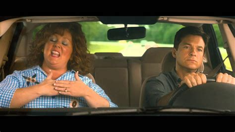 jason bateman road trip movie identity thief singing to the radio own it june 4th on